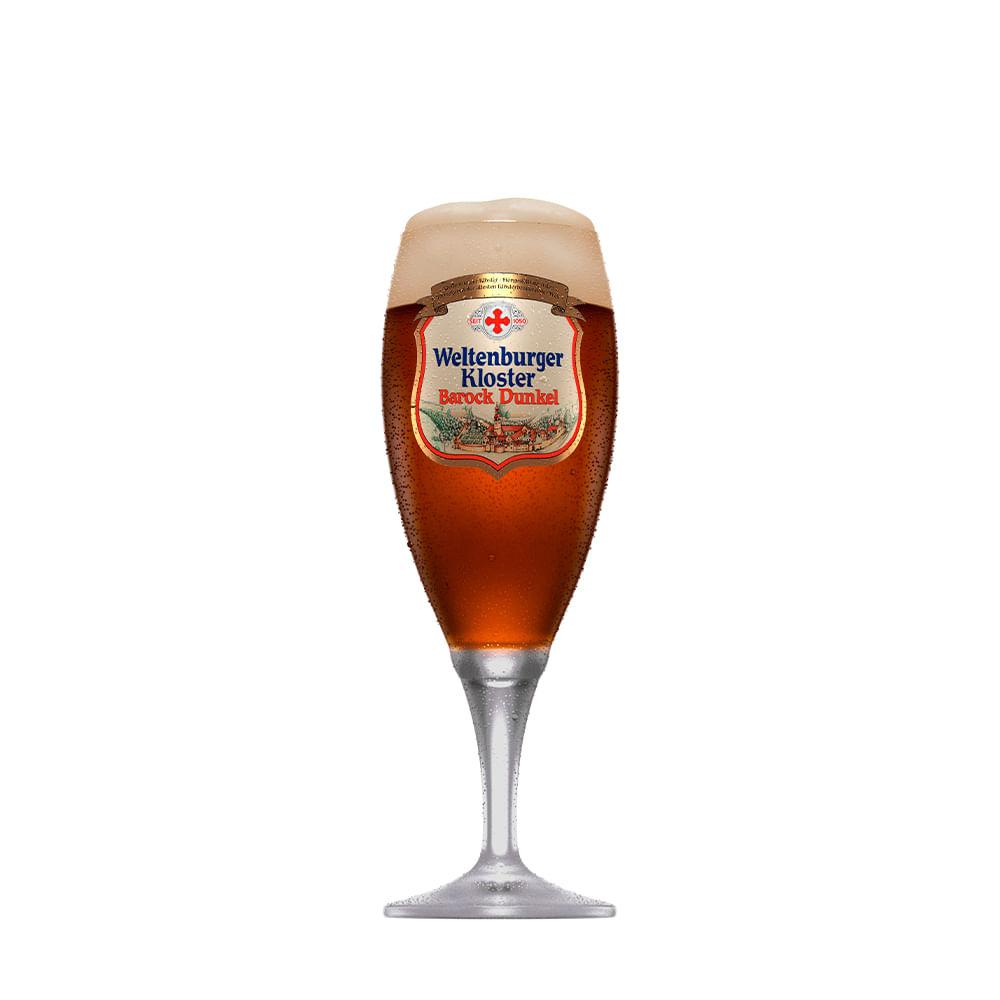 Kit-Cervejas-Weltenburger-Barock-Dunkel-500ml---Taca-especial