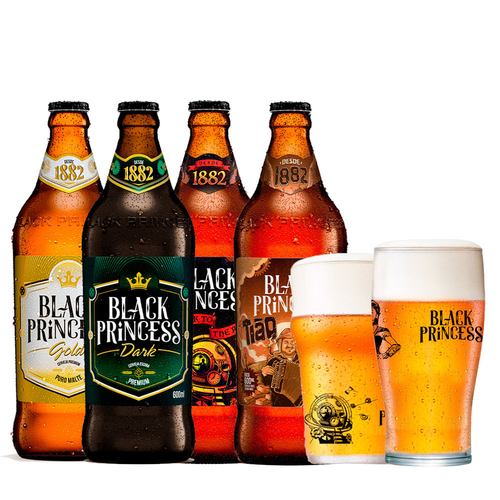 Kit-4-cervejas-black-princess-estilo-Lager-2-copos