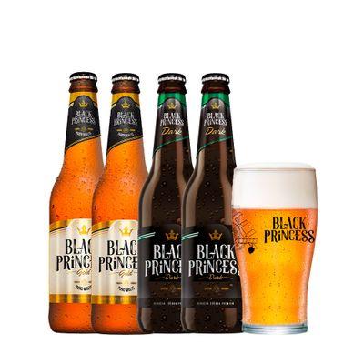 Kit-4-cervejas-black-princess-355ml-copo