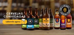 Cervejas Convidadas